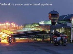 Adnan Menderes Havalimanı'nda yenileme