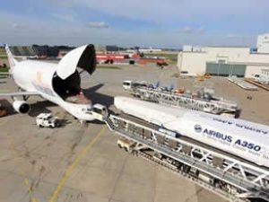 Airbus'tan sivil havacılık tarihinde bir ilk