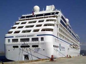 Çanakkale Limanı'nda gemi bereketi