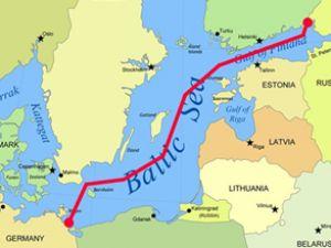 Nord Stream doğalgaz boru hattı açıldı