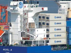 Arkas Line, ERS servisine gemi ilave etti