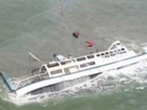 Çin'de tekne battı: 8 öğrenci boğuldu