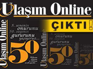 Ulaşım Online Dergisi 5. yaşını kutluyor