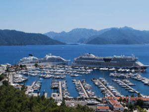 Eylül ayında Marmaris'e turist yağacak