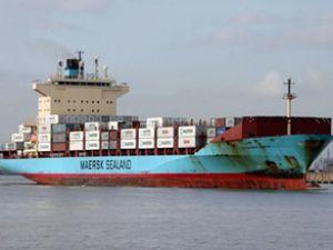 OSM, Johannes Maersk'i filosuna kattı