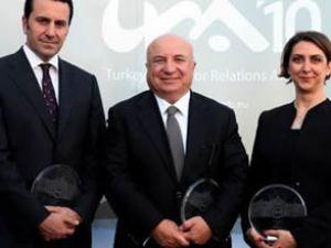 TAV Havalimanları, altı dalda ödül aldı