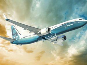 Boeing, yeni 737 MAX serisini tanıttı