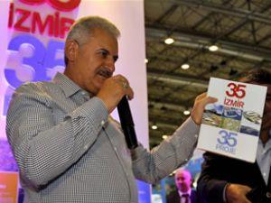 İzmir'de 35 projeden geri sayıma devam