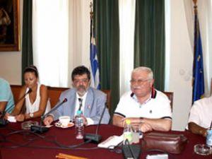 Akçay-Midilli Adası deniz hattı açılıyor