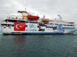 Mavi Marmara 'hastane gemi' olacak