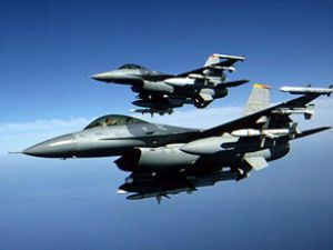 F16'lar Kandil ve Zap'ı gece vurdu