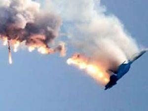 Tayvan'da 2 savaş uçağı havada çarpıştı