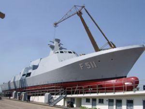 TCG Heybeliada donanmaya katılıyor