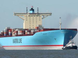 Maersk Line verimlilik için Aliağa'yı seçti