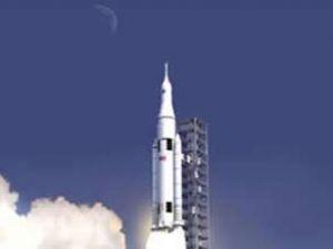 İnsanı Mars'a götürecek dev roket