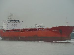 M/T Mattheos I tankerine korsan saldırısı