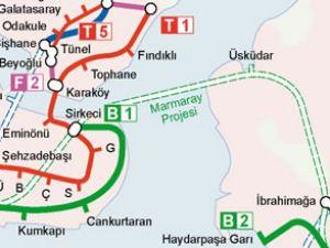 Üsküdar- Sancaktepe hattı ihale edildi