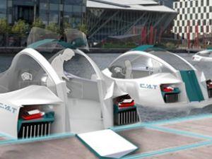 Yeni nesil deniz taksi trafiği rahatlatacak