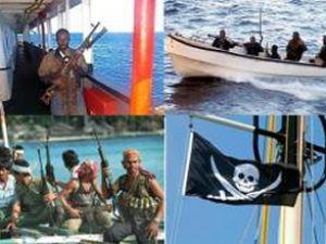 Korsanlardan dünya ekonomisine darbe