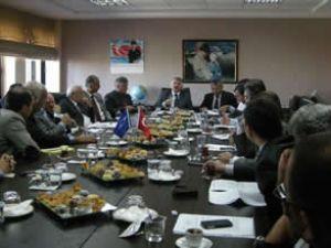 SHGM'den genel müdürlerle toplantı
