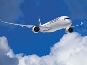 Air France-KLM 60 adet A350 XWB alıyor