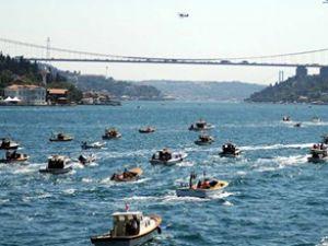 Çevreciler gemi kazalarına dikkat çekti
