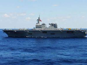 Japonya, helikopter taşıyıcı gemi yapacak