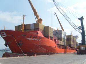 MSC, Samsun'a düzenli servis başlattı