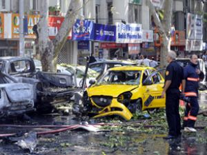 Ankara Kızılay'da korkutan patlama!