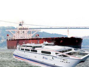 Petrol tankeriyle, İDO feribotu çarpışacak