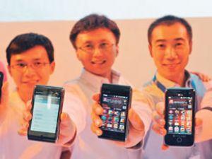 10 telefondan 7'si Çin'de üretiliyor
