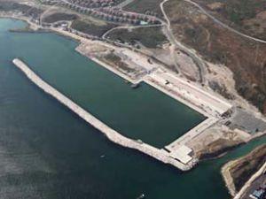 Marina sıkıntısını West İstanbul çözecek