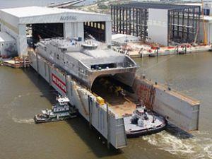 Yeni nesil çıkarma gemisi 'Spearhead'
