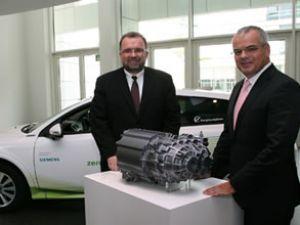 Siemens ve Volvo'dan otomobil ortaklığı