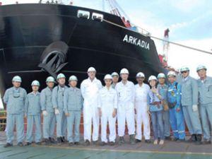 Hyundai Vianshin, Arkadia'yı suya indirdi