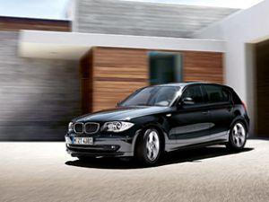 BMW'nin yeni serisi 1 Ekim'de yollarda