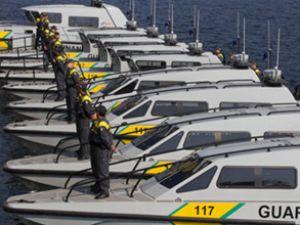 İstanbul Deniz Polisi'ne süper tekne