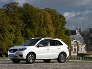 Yeni Renault Koleos Ekim'de Türkiye'de