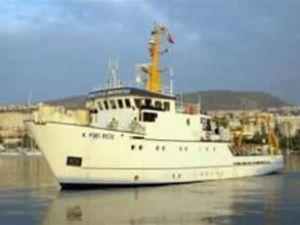 Piri Reis Gemisi bugün Akdeniz'e açılıyor