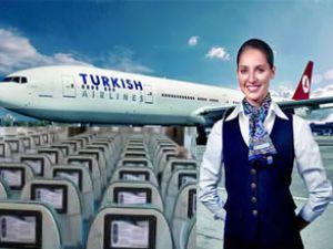 Türk Hava Yolları part time ekibe sarıldı