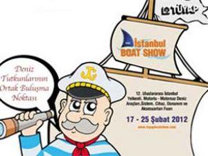 Boat Show 2012 için geri sayım başladı