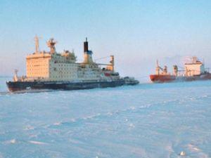 Rusya beş adet buzkırıcı gemi üretecek