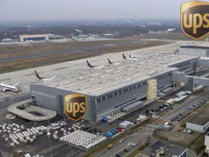 UPS, Köln aktarma merkezini genişletiyor