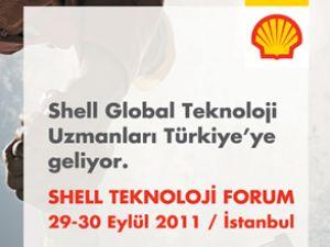 Shell Teknoloji Forumu'nu Türkiye'de gerçekleşiyor