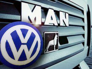 Volkswagen-MAN birlikteliği onaylandı