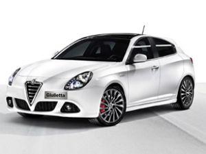 Alfa Romeo Giulietta Türkiye yollarında