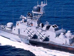Türkmenistan'ın yeni füze gemisi: Gayratlı