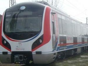 Marmaray treni Edirne'de test ediliyor