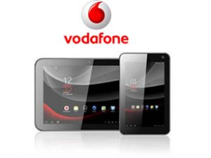 GSM operatörü Vodafone'dan tablet pc