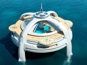 'Ütopya', Monaco Yat Şovu'nda tanıtıldı